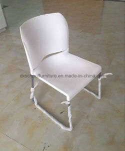 Comfortable Plastic Chair Office Chair Metal Chair pictures & photos