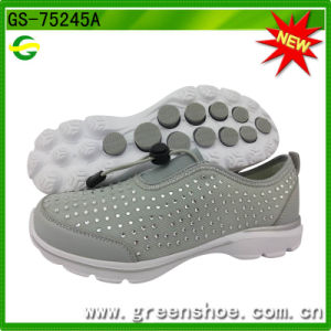 New Popular Women Sneaker Shoes From China Factory GS-75245 pictures & photos
