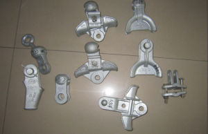 Hot DIP Galvanized Clamp Suspension Clevis Poleline Hardware pictures & photos