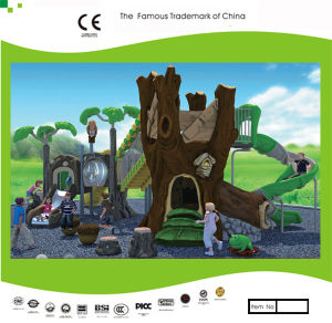 Kaiqi Small Forest Themed High Quality Children′s Playground (KQ30014A) pictures & photos