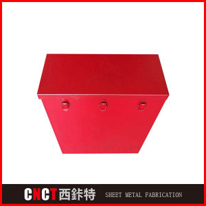 Experienced Custom Made Sheet Metal Money Box pictures & photos