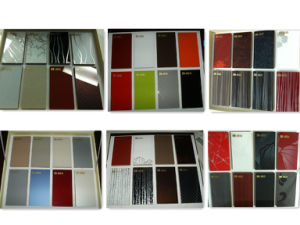 19mm Acrylic Sheet MDF for Kitchen/ Lowest Price (hot sale design) pictures & photos