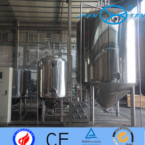 Surface Mirror Polished Stainless Fermenter with CIP Cleaning pictures & photos