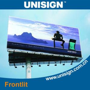 Laminated PVC Frontlit Flex Banner pictures & photos