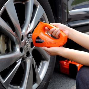 12V 480n. M Electric Impact Wrench for Car Wheel Change pictures & photos