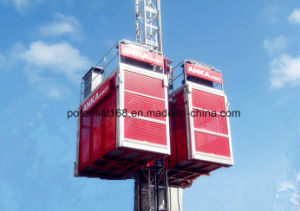 Anka Sc270/270gz Passenger and Material Hoist pictures & photos