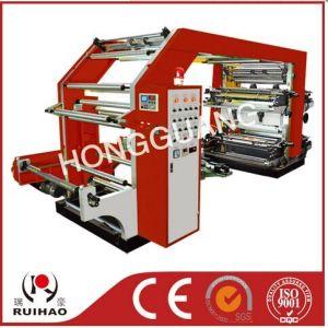 High Speed 4 Colore Flexo Printer pictures & photos