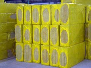 1200*600mm Fireproof Waterproof Soundproof Rock Wool Board/Pipe/Blanket