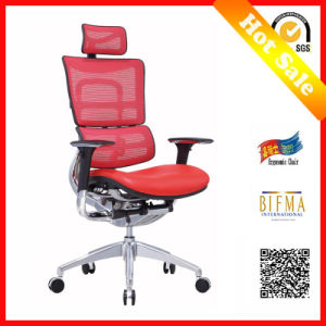 High Back Swivel Leather Office Chair pictures & photos