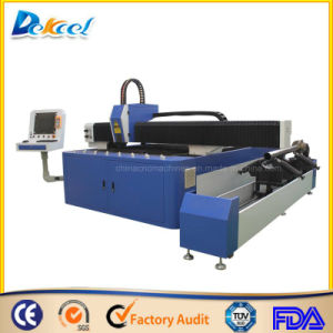 Tube Fiber Laser Cutter Machine Pipe Ipg 500W Processing Equipment pictures & photos