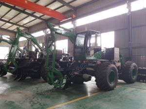 Haiqin Brand Sugarcane Loader (HQ8600) with Cummins Engine pictures & photos