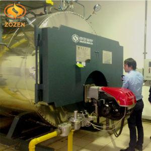 4t Gasl Fired 3-Pass Firetube Steam Boiler