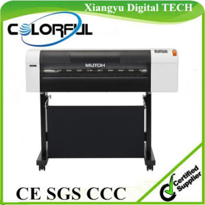 Large Format Digital Printing Machine for Canvas, Paper, Banner, Vinyl, Carpet, Mesh, PVC (MUTOH RJ-901X)