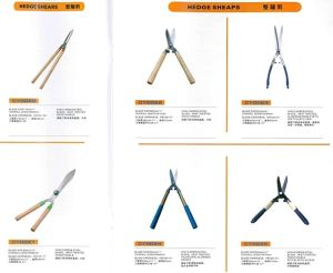 Popular Sale Garden Hand Tools, Pruning Shear, Garden Scissors pictures & photos