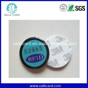 NFC Ntag203, Ntag 213, Ntag215, Ntag216 ABS RFID Keyfob pictures & photos