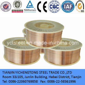 CO2 Gas-Shielded Welding Wire with 0.8mm Diameter pictures & photos