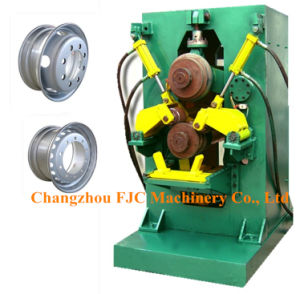 "Hydraulic Agricultural Tractor Tubeless Wheels 17.5""-24.5"" Wheel Rim Making Machine pictures & photos"