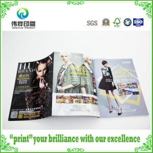 Art Paper Fashion Magazine Printing pictures & photos