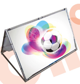 Display Stand Banner Outdoor (DW-LT-023A) pictures & photos