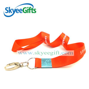 Plain ID Card Holder Tube Custom Design Lanyard pictures & photos