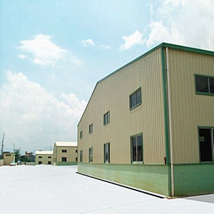 Pre-Engineered Steel Structure Workshop with Ce Certification pictures & photos