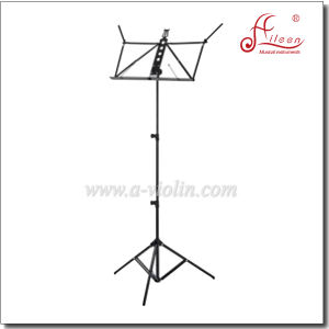 Black Paint Music Note Stand (MS140H) pictures & photos