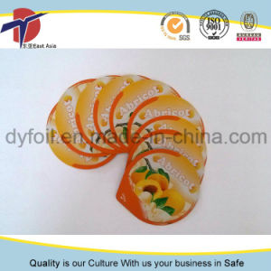 Double Sides Embossed Aluminum Foil PP Lid for Dairy pictures & photos