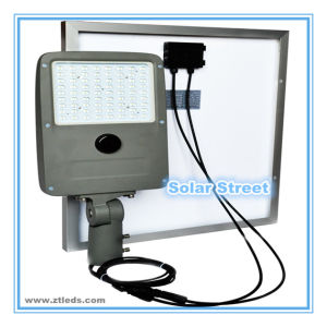 Ce RoHS FCC Listed 30W Solar LED Street Light pictures & photos