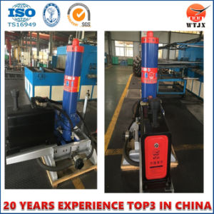 3 Stage Hydraulic Telescopic Cylinder for Dump Truck pictures & photos