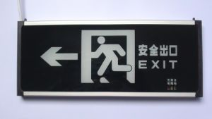 Emergency Exit Lamp with TUV & FCC Certificates pictures & photos