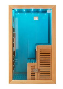 Monalisa Luxury Infrared Dry Sauna Room (I-007) pictures & photos