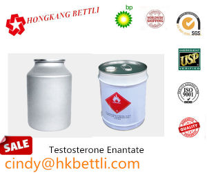Natural Anabolic Testosterone Enanthate for Fat Burning CAS 315-37-7 pictures & photos