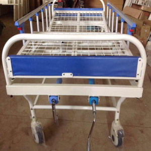 Cheap Stainless Steel Hospital Bed, Hospital Ward Equipment pictures & photos