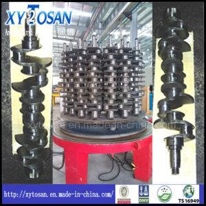 Casting Iron Crankshaft for Nissan Engine Ne6 pictures & photos