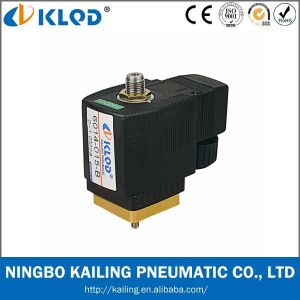 Kl6014 Series 3/2 Way 24V DC Pneumatic Solenoid Valve pictures & photos