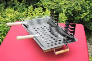 Superior Quality Mini BBQ Grill for Camping pictures & photos