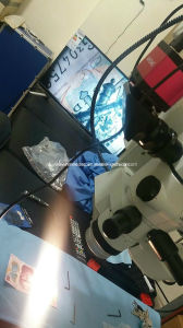 up-to-Date Operation Microscope Digital Solutions pictures & photos