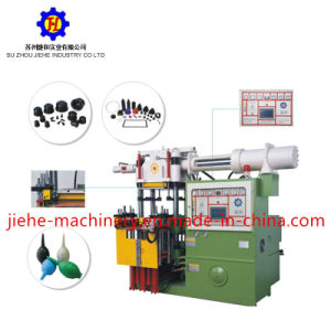 Rubber Parts Injection Vulcanizing Press Machine for Rubber Silicone Products pictures & photos