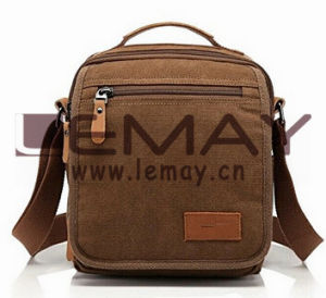 Canvas Messenger Bag Messenger Sling Bag Shoulder Bag pictures & photos