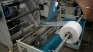 High Speed Full Automatic Ziplock Bag Machine with Zipper pictures & photos