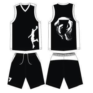 Customize Personal Brand Logo Cheap Basketball Jerseys for Men pictures & photos