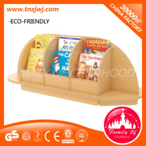 Good Selling Children Shelves Furniture Cheap Bookshelves Corner Leaning Bookshelf pictures & photos