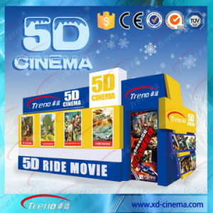 2015 The Most Revenue High-Class Hydraulic Motion Best Cinema 5D Simulator, 7D Simulator, 9d Simulator pictures & photos