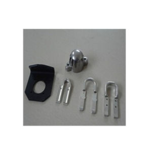 China Manufacture Stamped Metal Sheet Parts pictures & photos