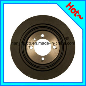 Car Parts Auto Crankshaft Pulley for KIA Rio 2005 23124-2X010 pictures & photos