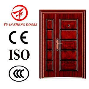 Jinhua Bank Vault Steel Double Door for Sale pictures & photos