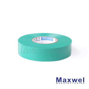 Yellow Green PVC Insulation Electrical Tape pictures & photos