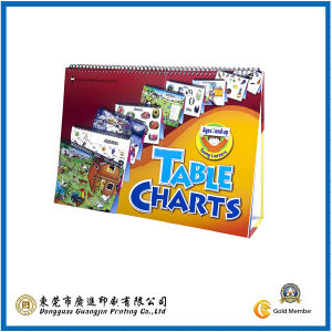 Customized Desktop Paper Calendar (GJ-Calendar011) pictures & photos