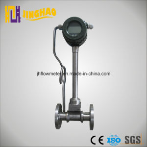 Price Wet Steam Vortex Flow Meter, Gas Vortex Flowmeter (JH-VFM-F) pictures & photos