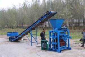 Qt4-35 Manual Concrete Hollow Block Machine / Brick Making Machine pictures & photos